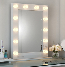 all hollywood vanity mirrors make up beauty mirrors designed in the uk light mirrors. Black Bedroom Furniture Sets. Home Design Ideas