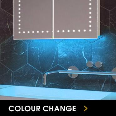 Colour Change Underlighting