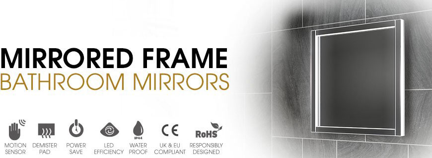 Standard Mirrored Frame