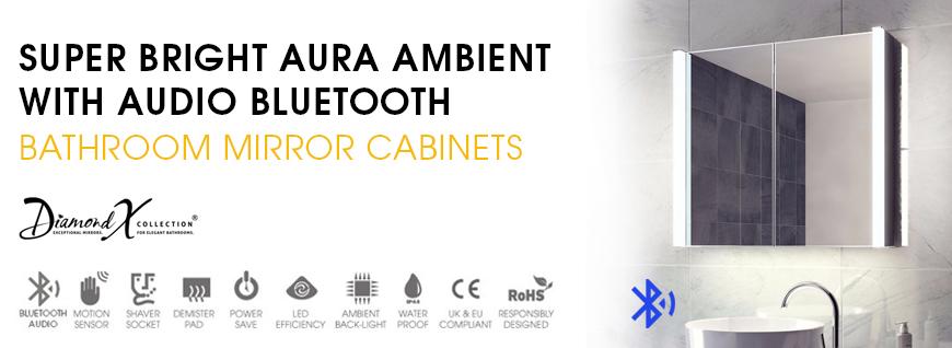 Ambient Aura Audio Cabinets