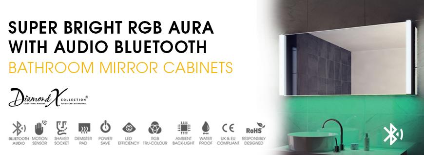 RGB Aura White Cabinets
