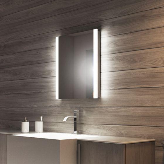 Lucent Tall LED Light Bathroom Mirror