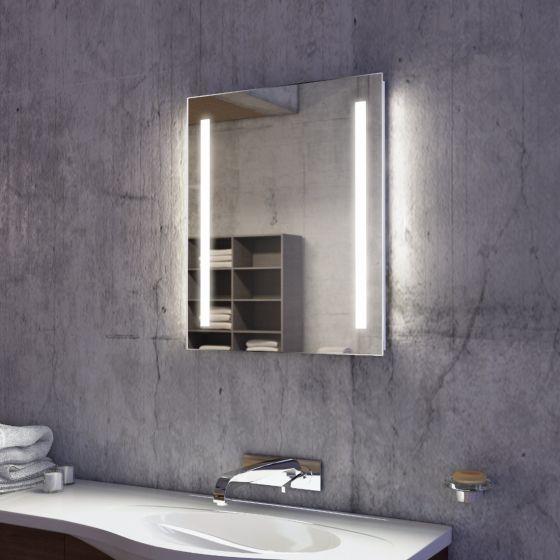 Lumin Tall Light Bathroom Mirror
