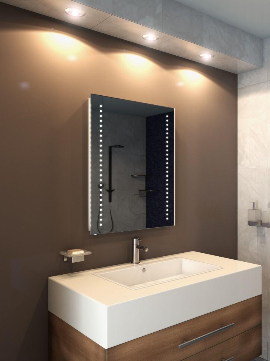 Star Led Bathroom Mirror 360 Illuminated Bathroom Mirrors Light Mirrors