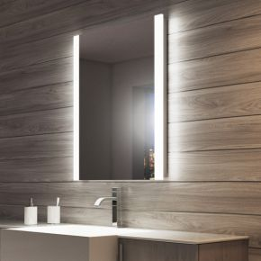 Lucent Tall LED Light Bathroom Mirror