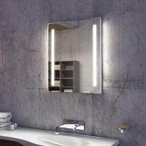 Audio Lumin Tall Light Bathroom Mirror