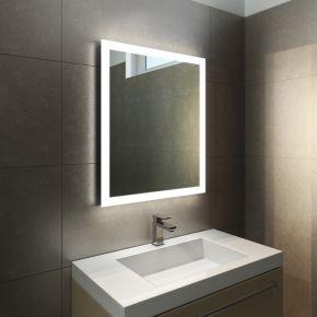 Halo Tall LED Light Bathroom Mirror 1417