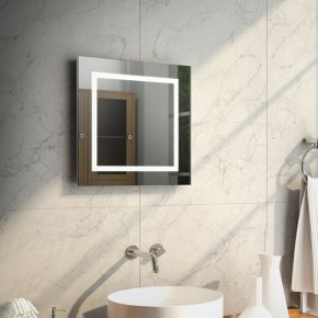 Aurora LED Light Bathroom Mirror 158