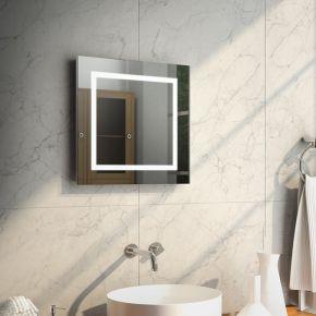 Aurora LED Light Bathroom Mirror 158
