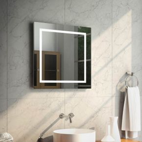 Aurora LED Light Bathroom Mirror 159
