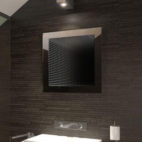 Infinity LED Light Bathroom Mirror
