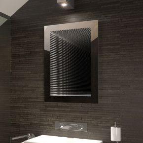 Infinity Tall LED Light Bathroom Mirror