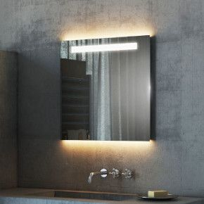 Audio Argent LED Light Bathroom Mirror