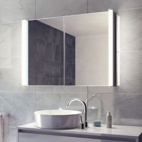 Aura LED Demister Cabinet