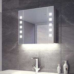 Cube White Ambient Sensor Cabinet