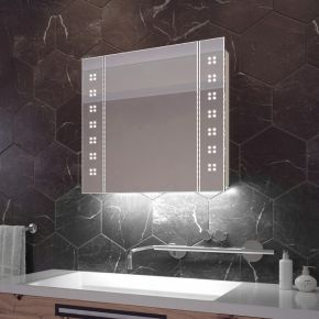 Amaze White Ambient Sensor Cabinet