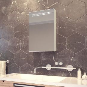 Jewel LED Demister Cabinet (Bluetooth Audio)