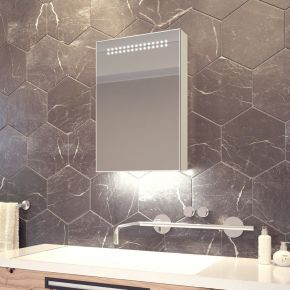 Jewel White Ambient Demister Cabinet