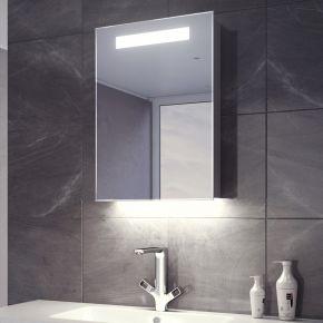 Loomis White Ambient Sensor Cabinet