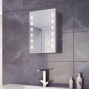 Cube LED Demister Cabinet (Bluetooth Audio)