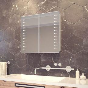 Odelle LED Demister Cabinet (Bluetooth Audio)