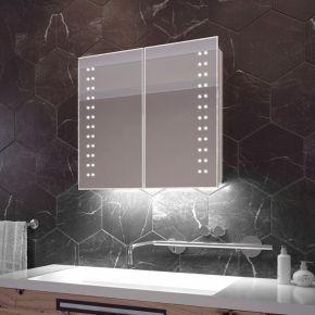 Odelle White Ambient Demister Cabinet