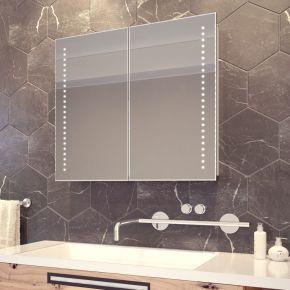 Vasos LED Demister Cabinet