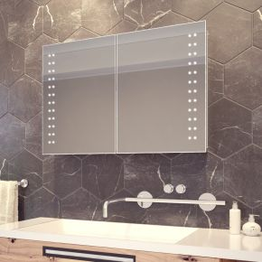 Galan LED Demister Cabinet