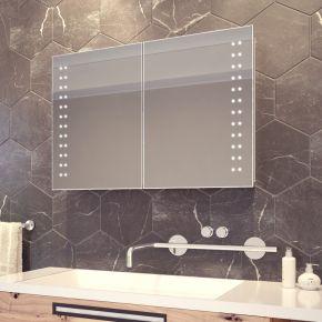 Galan LED Demister Cabinet (Bluetooth Audio)