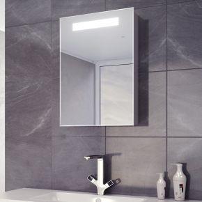 Argent LED Demister Cabinet