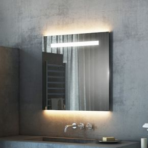 Argent Audio LED Bathroom Mirror