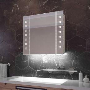 Amaze White Ambient Demister Cabinet (Bluetooth Audio)