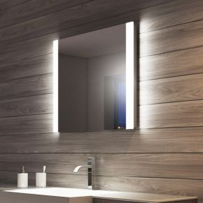 Lucent Audio LED Bathroom Mirror