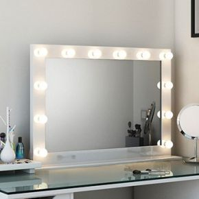 Anastasia Audio White High Gloss Mirror (Grand)