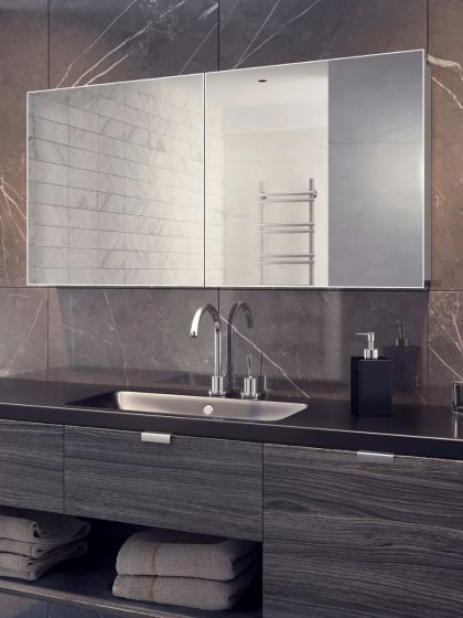 Neptune Cabinet Mirror