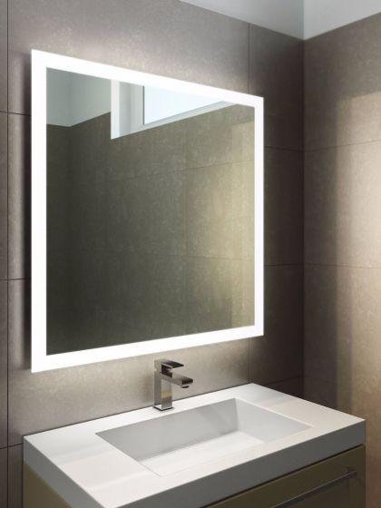 Halo LED Light Bathroom Mirror 843