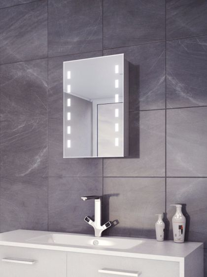 Cube LED Demister Cabinet