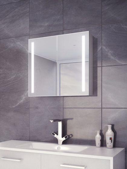 Lumin LED Demister Cabinet
