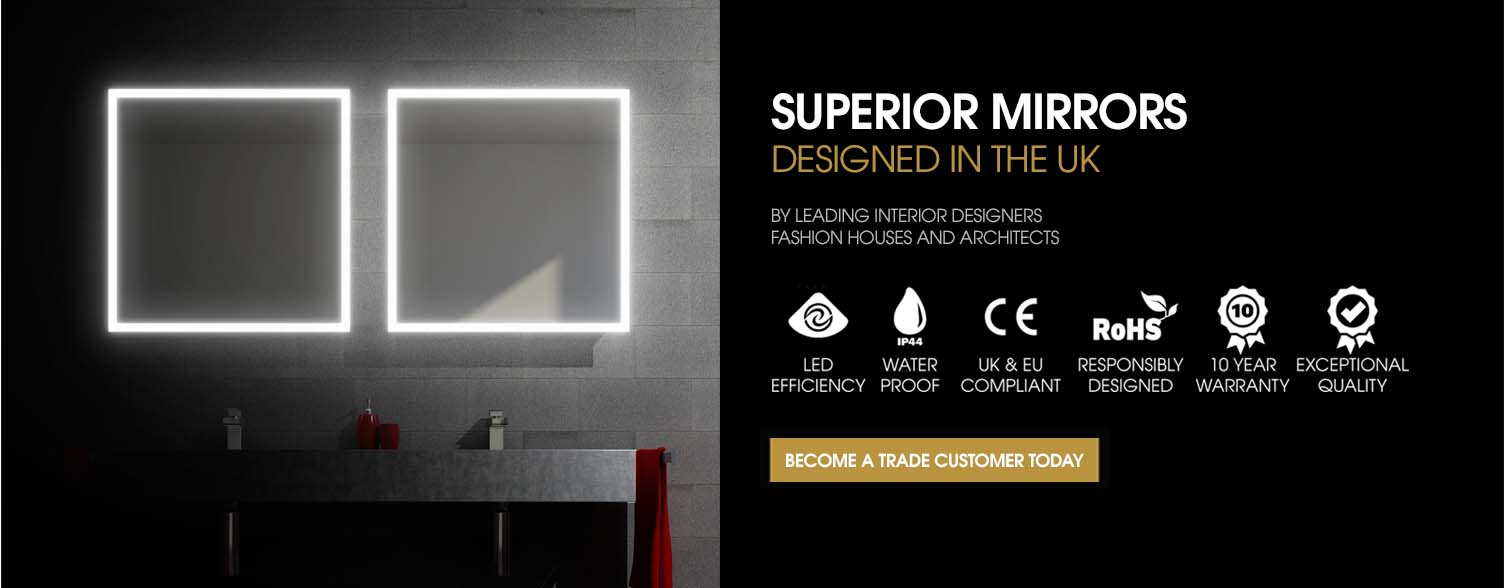 LED Mirror Trade Customers